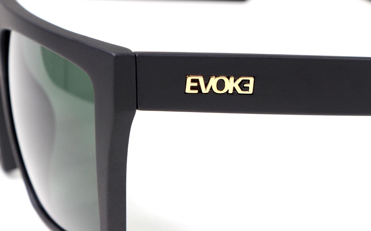00cd09542e6e2 óculos evoke evk 15 new black matte gold g15 total. Carregando zoom.