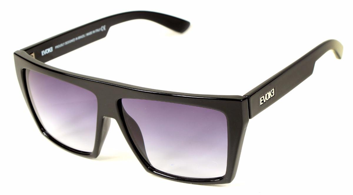 óculos evoke evk 15 new black shine silver gray gradient. Carregando zoom. c4bf012674