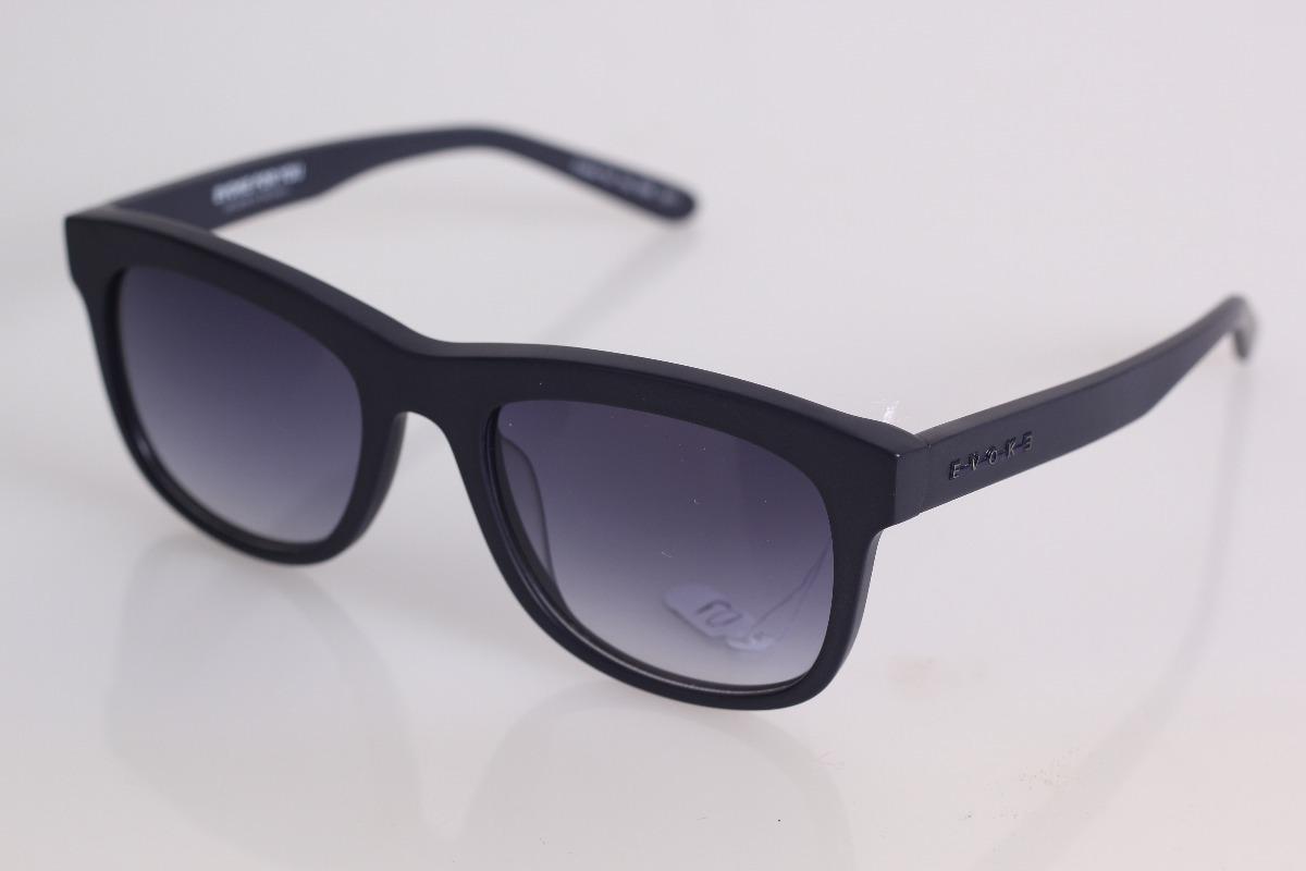 6339d898304dd Óculos Evoke For You Ds6 D01 Black Matte  Gray Degradê + Nf - R  339 ...