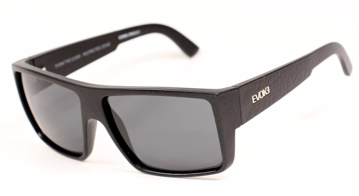 Óculos Evoke The Code Crocodilus Silver Gray Total - R  448,00 em ... e1c467b730