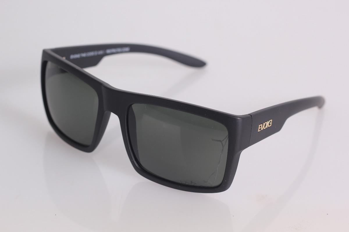 Óculos Evoke The Code Ii A05 Black Lente Verde + Nf - R  449,00 em ... b3a8099dac