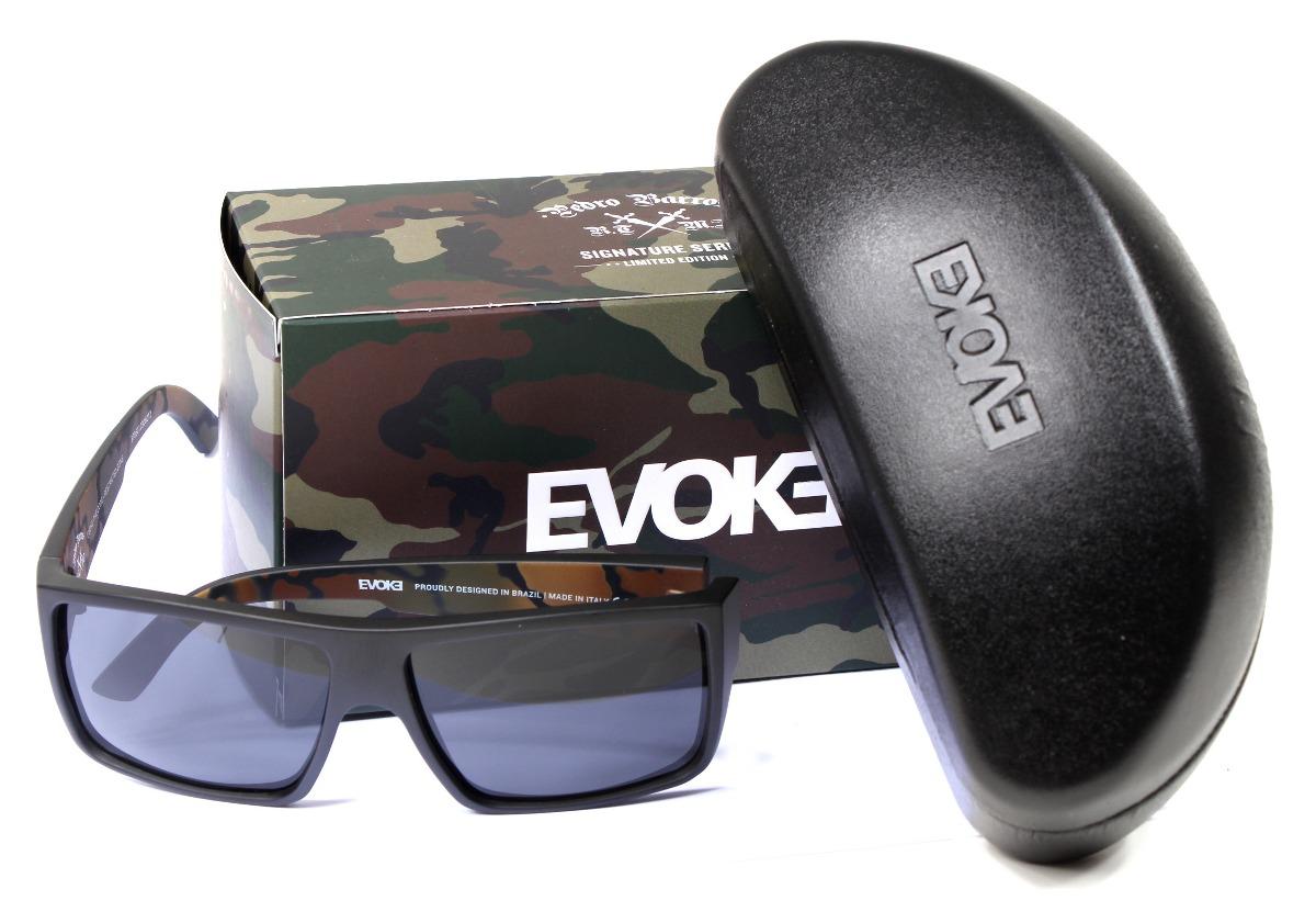 c9f5e4b43 Óculos Evoke The Code Pedro Barros Camouflage - R$ 579,00 em Mercado ...