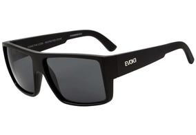 6a841aaf2 Óculos Evoke The Code Snk A01 Black Snake Silver Gray Total