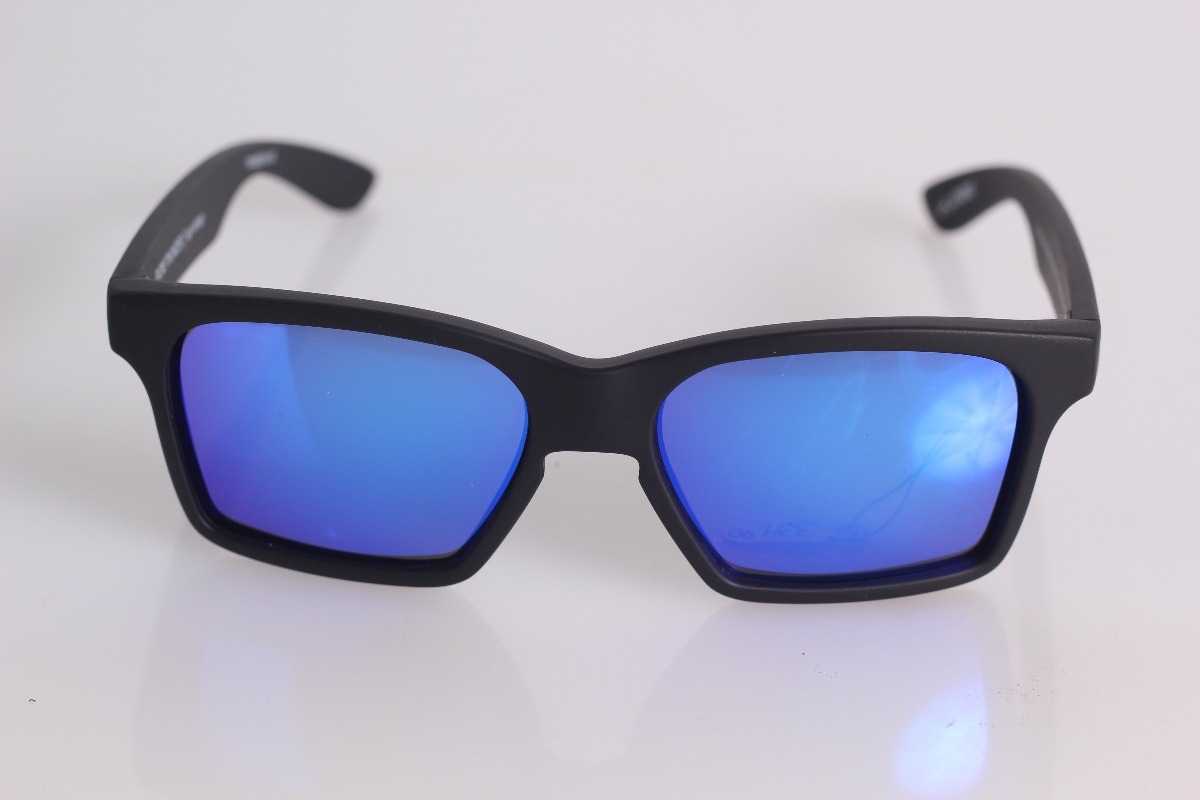 5ad901aee948e Óculos Evoke Thunder A14s Black   Lente Azul + Nf - R  339