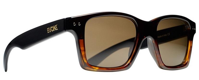 9b2cfb4e7a439 oculos evoke trigger black turtle gold brown gradient. Carregando zoom.