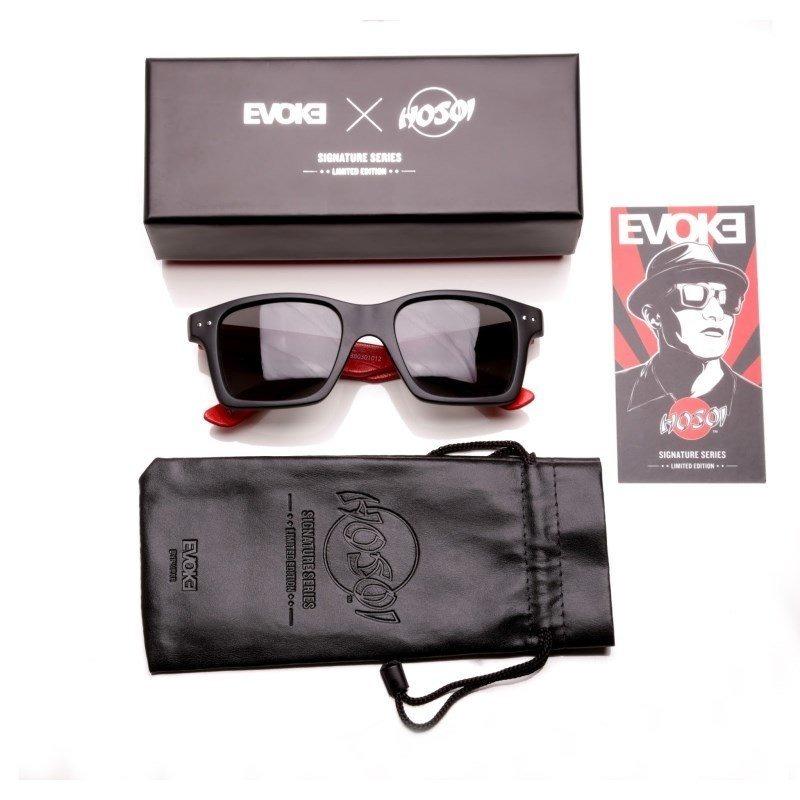 863d32a37bfe2 óculos evoke trigger hosoi signatures edição limitada. Carregando zoom.