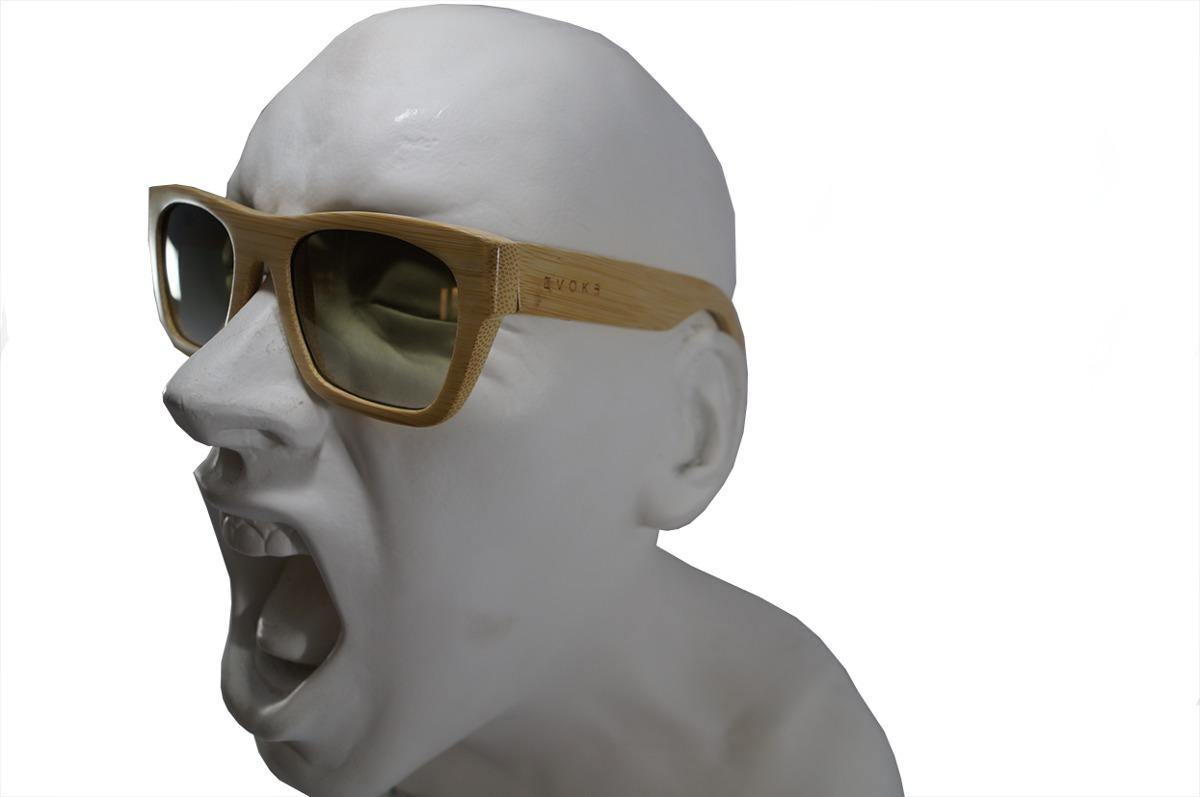f388d3a53 Óculos Evoke Wood Series 02 - R$ 450,00 em Mercado Livre