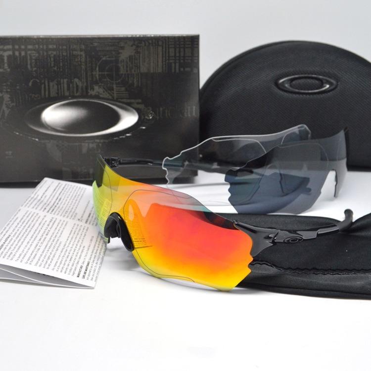 Óculos Evzero Preto Ciclismo Mtb Corrida Leve 22g - R  249,90 em Mercado  Livre 4a67fc587d
