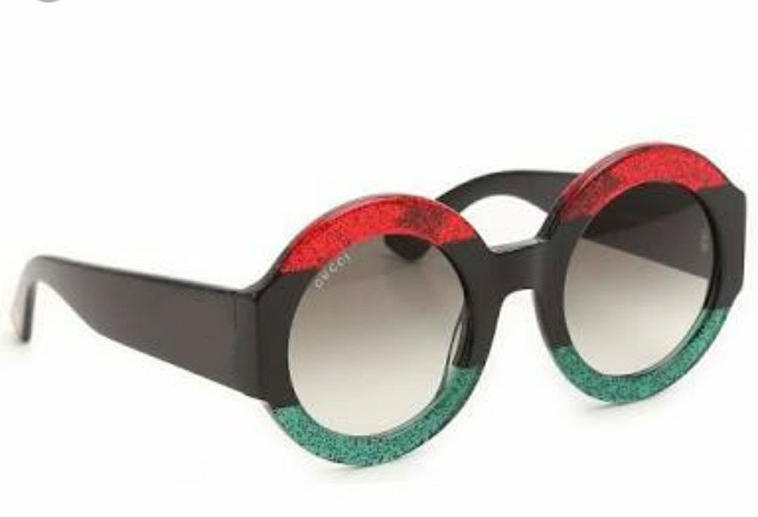 óculos executiva feminino de sol grande de marca grife lindo. Carregando  zoom. bc75bce5a5