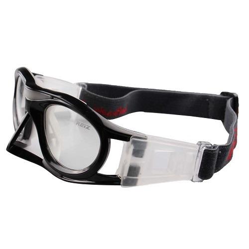4dfd6c6700ab7 Óculos Eyki Futebol Basquete Preto Com Protetor Nasal + Case - R ...