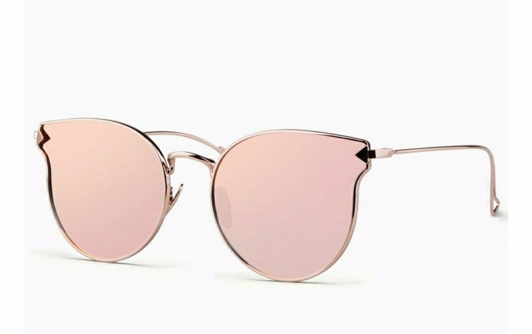3d5ede2ee058b óculos fashion para mulher solar 2019 moda praia verão lindo. Carregando  zoom.