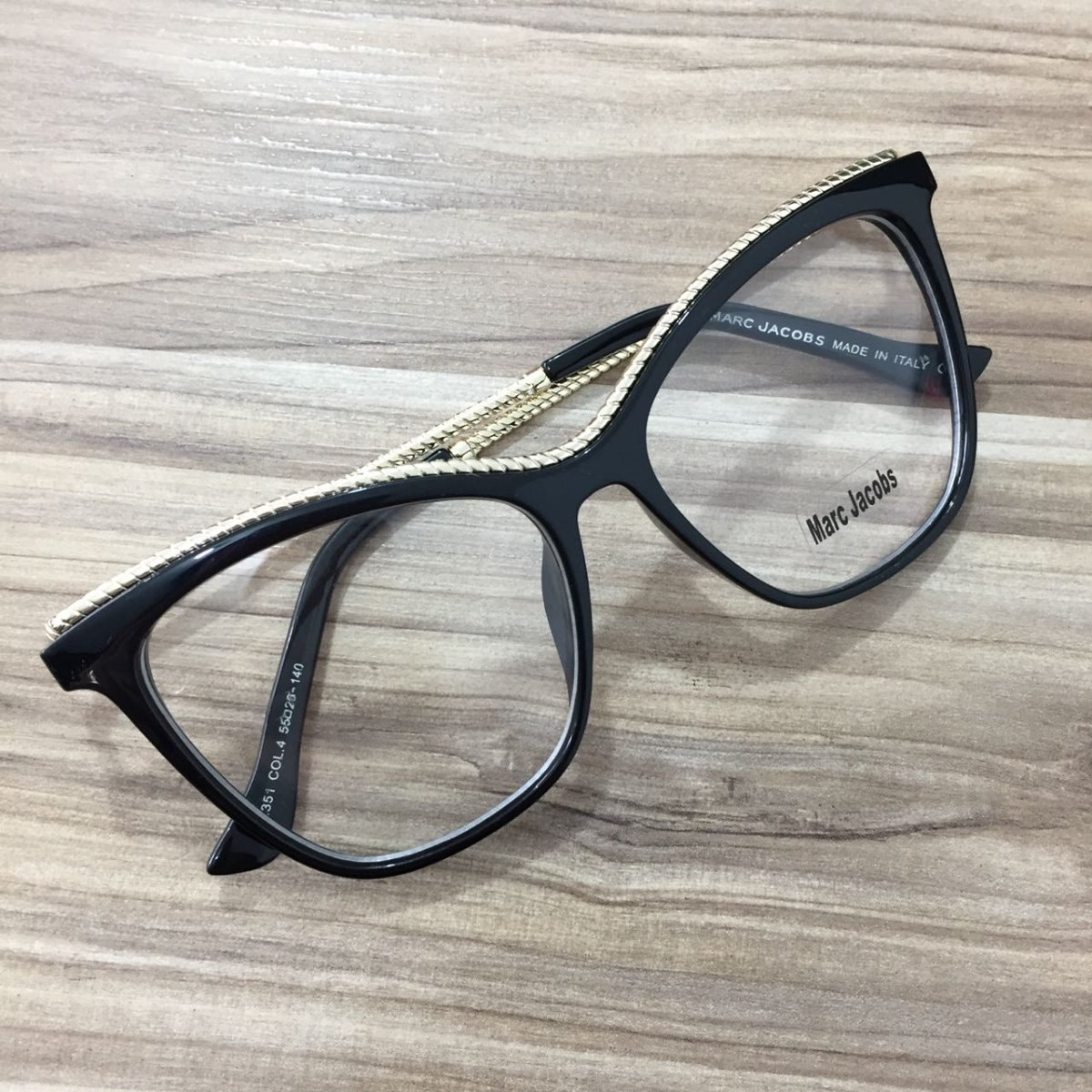 Armação Para Óculos De Grau Feminino Marc Jacobs 32 - R