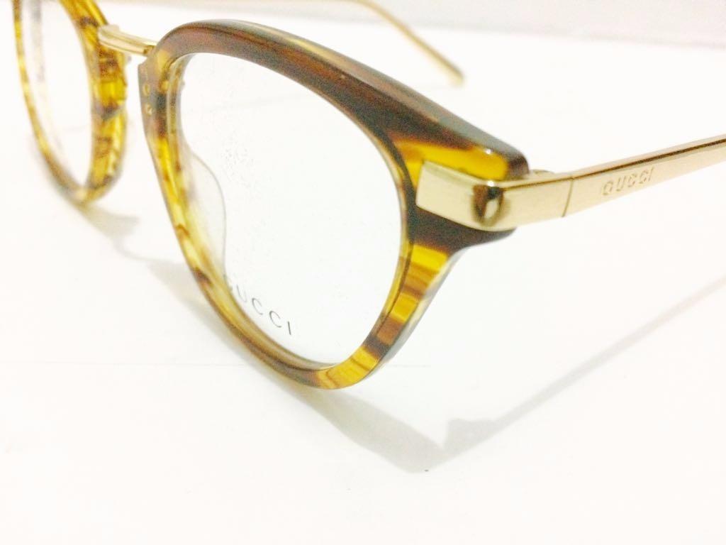 38a96f3b7 oculos feminino armação de grau acetato e metal -gc100. Carregando zoom.