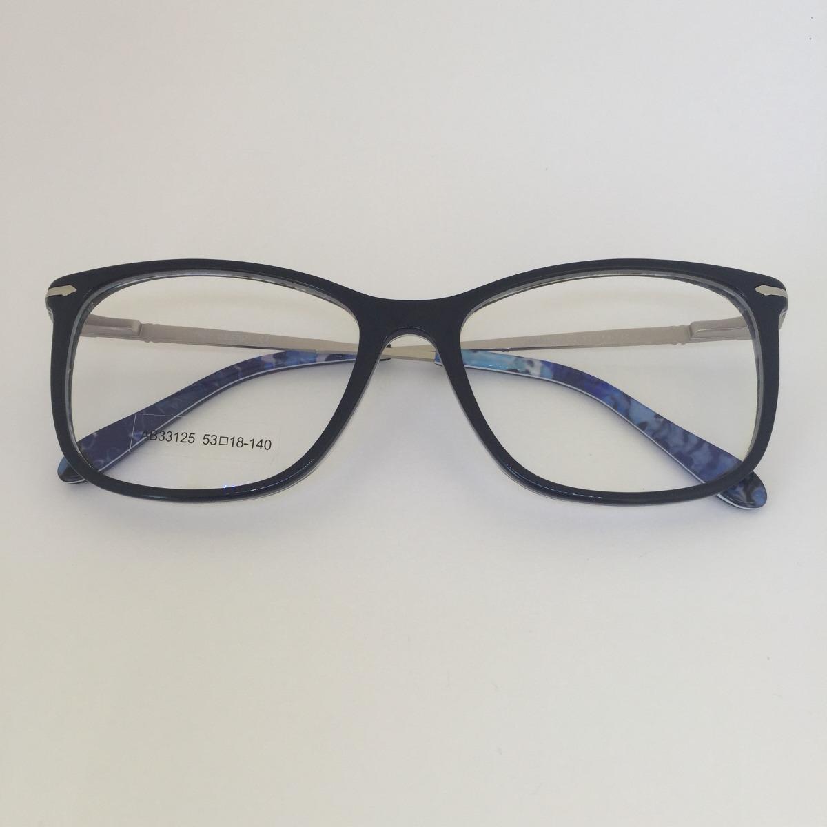 1dd1acc80db20 óculos feminino armação de grau estilo gatinho acetato 2018. Carregando  zoom.