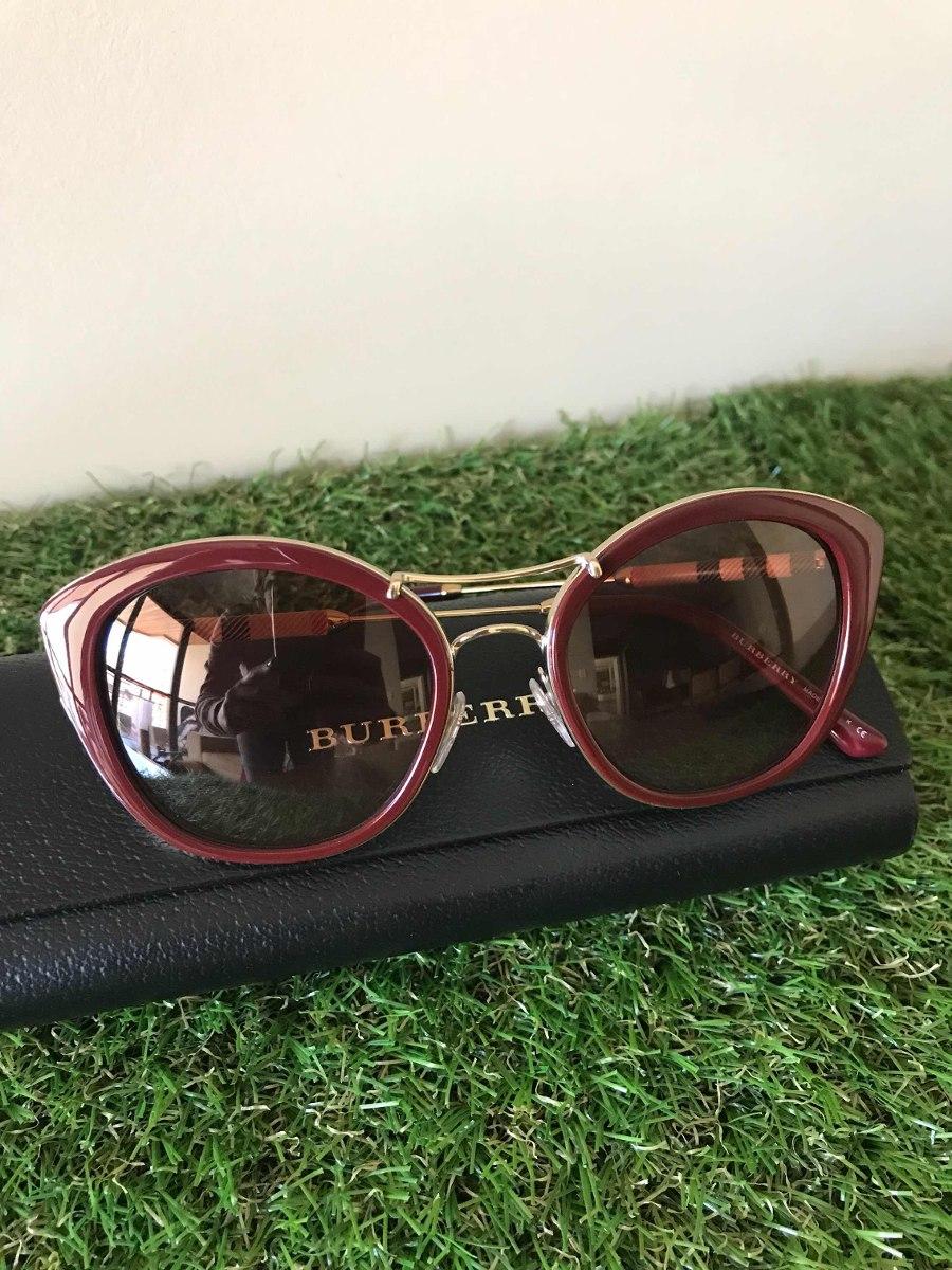 38816e6b8085a Óculos Feminino Burberry B 4251-q 3403 13 Original - R  550