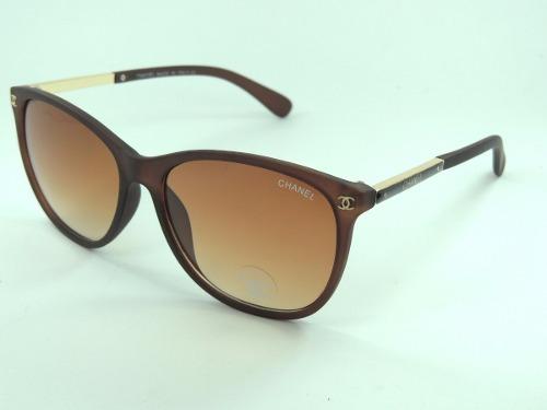 8aa6da74223a6 Óculos Feminino Chanel Lançamento 2018 Marrom Barato - R  44,99 em ...
