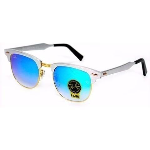 Óculos Feminino Clubmaster Aluminium + Case Sortido - R  158,90 em ... 3e01adca81