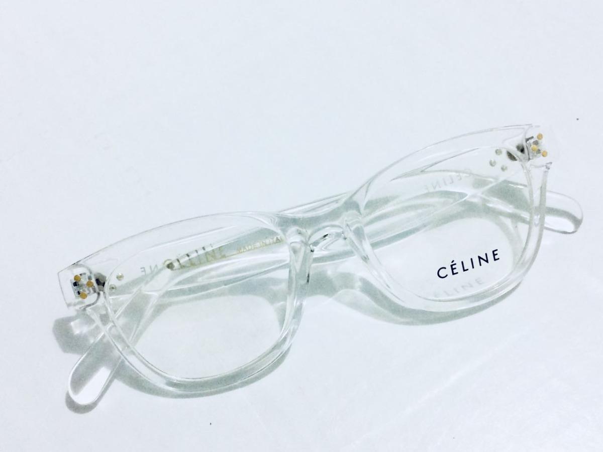 43e97da4d87db oculos feminino de grau celine transparente novidade -ce603. Carregando  zoom.