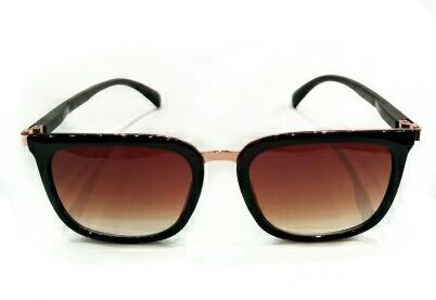 dd77509ba7c8a Óculos Feminino De Sol Quadrado Degrade Com Proteção Uv400 - R  30 ...