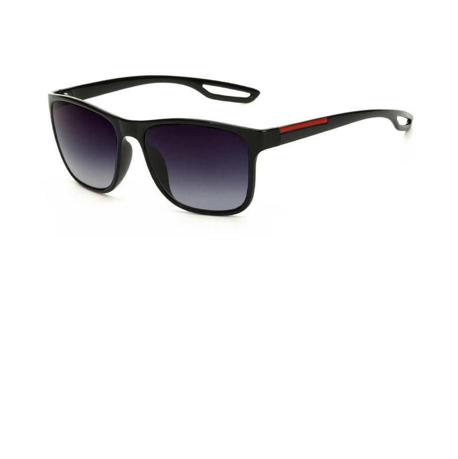 ca8f744d38fb0 óculos feminino de sol quadrado degrade marrom. Carregando zoom.