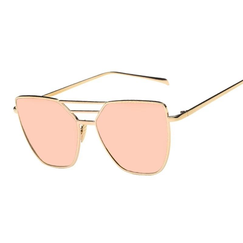 f74386dc3f6c3 óculos feminino de sol rose gold importado frete grátis bras. Carregando  zoom.
