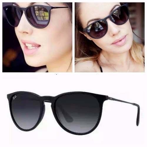 6c46b3e9c Oculos Feminino Masculino Preto Fosco Redondo S/ Espelhado - R$ 29,99 em  Mercado Livre