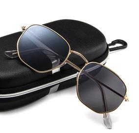 609fa32f3 Óculos Feminino Masculino Promoção Hexagonal Moda Blogueiras