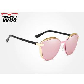 b2761f80e Oculos Redondo Lente Roxa - Óculos no Mercado Livre Brasil