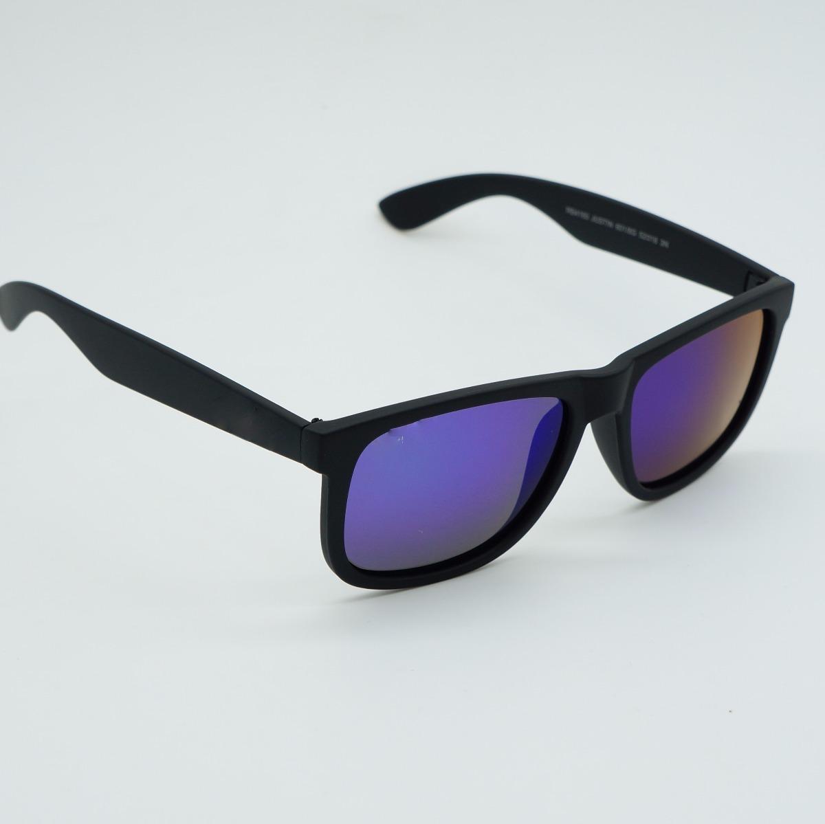 óculos feminino quadrado justin espelhado azul polarizado. Carregando zoom. fd952927a5