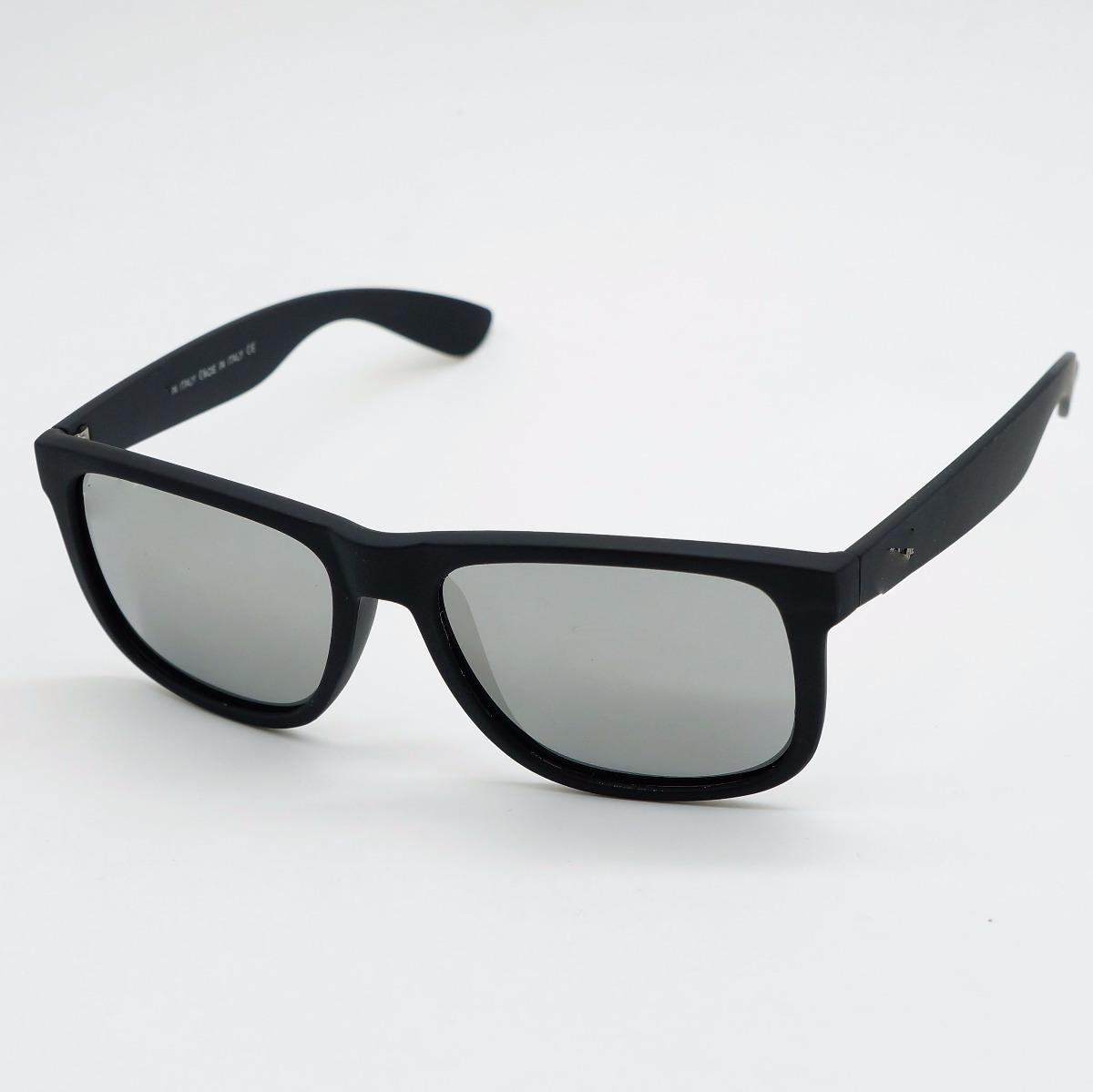 óculos feminino quadrado justin espelhado prata polarizado. Carregando zoom. f959d5cc6a