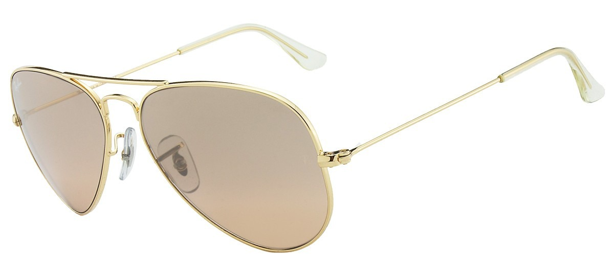 óculos feminino ray ban aviador rb3025 001 3e rosa- original. Carregando  zoom. 3f75204beb