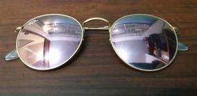 996edfae7 Dutyfree.rb De Sol Ray Ban Round - Óculos, Usado no Mercado Livre Brasil