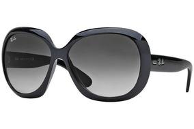 3a20bfd1b Óculos De Sol Ray Ban 4098 Jackie Ohh Ii Cinza Lente Degrade - Óculos no  Mercado Livre Brasil