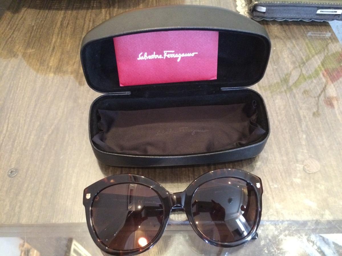 371244056 Oculos Feminino Salvatore Ferragamo Sf877s Original - R$ 499,00 em ...