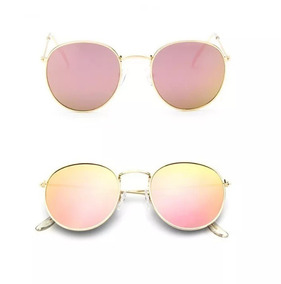 179f19645 Oculos Redondo John Lennon Espelhado - Óculos no Mercado Livre Brasil