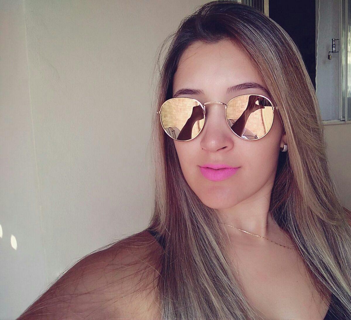 eaacee1d9a9a3 óculos feminino sol redondo rose espelhado luxo verão 2018. Carregando zoom.