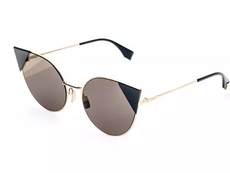 1c749db065ae7 Óculos Fendi Lei Ff 0190 - Oculos De Sol Feminino Espelhado - R  159 ...