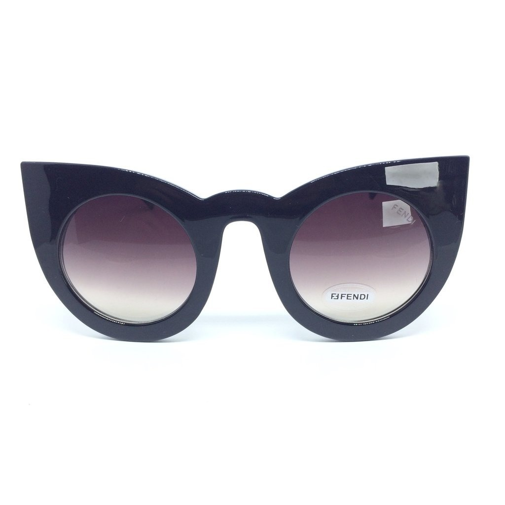 eb180249f1657 óculos fendi sol mulher moderna sedutora grande ousado. Carregando zoom.