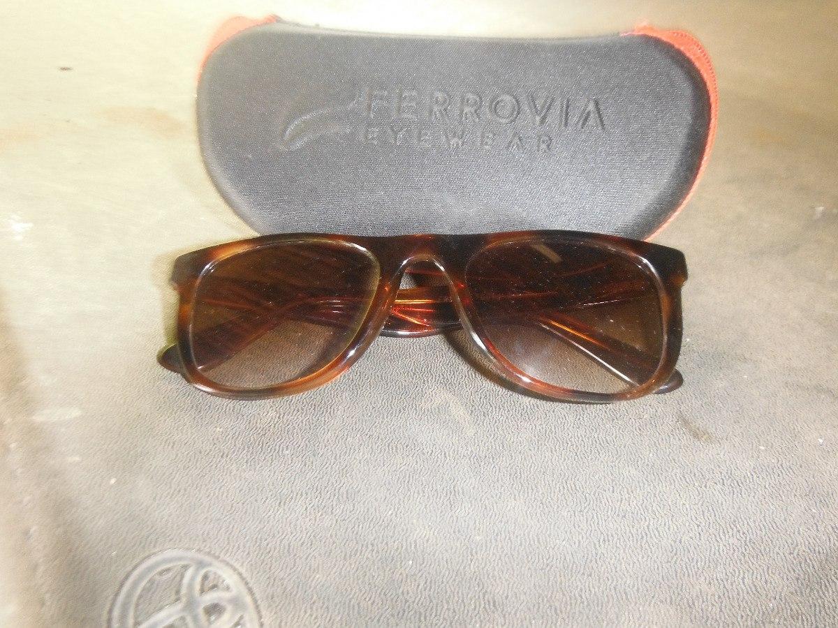 Oculos Ferrovia Unissex - R  250,00 em Mercado Livre e81a8e126c