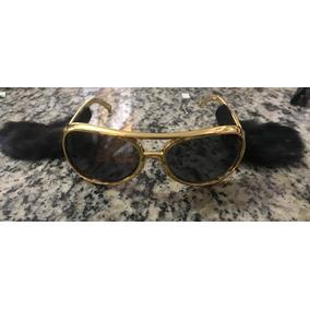 bcfc022a95706 Oculos Estilo Elvis Presley no Mercado Livre Brasil