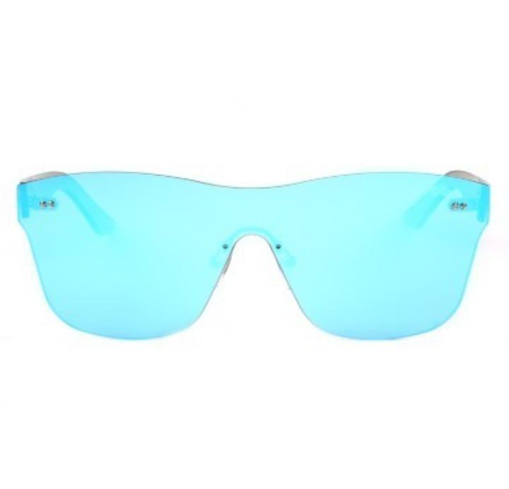 be603ebdc Óculos Flat Original Chilli Beans Azul ( Com Risco Na Haste) - R$ 179,00 em  Mercado Livre
