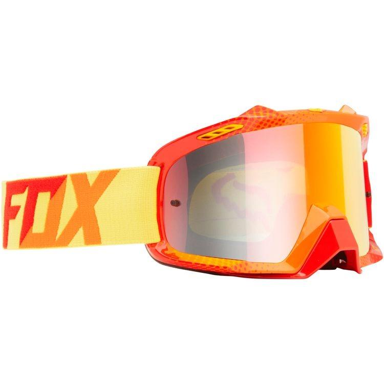 Óculos Fox Airspc Spark 360 Lente Laranja Vermelho amar Rs1 - R  269 ... ea089b90c4