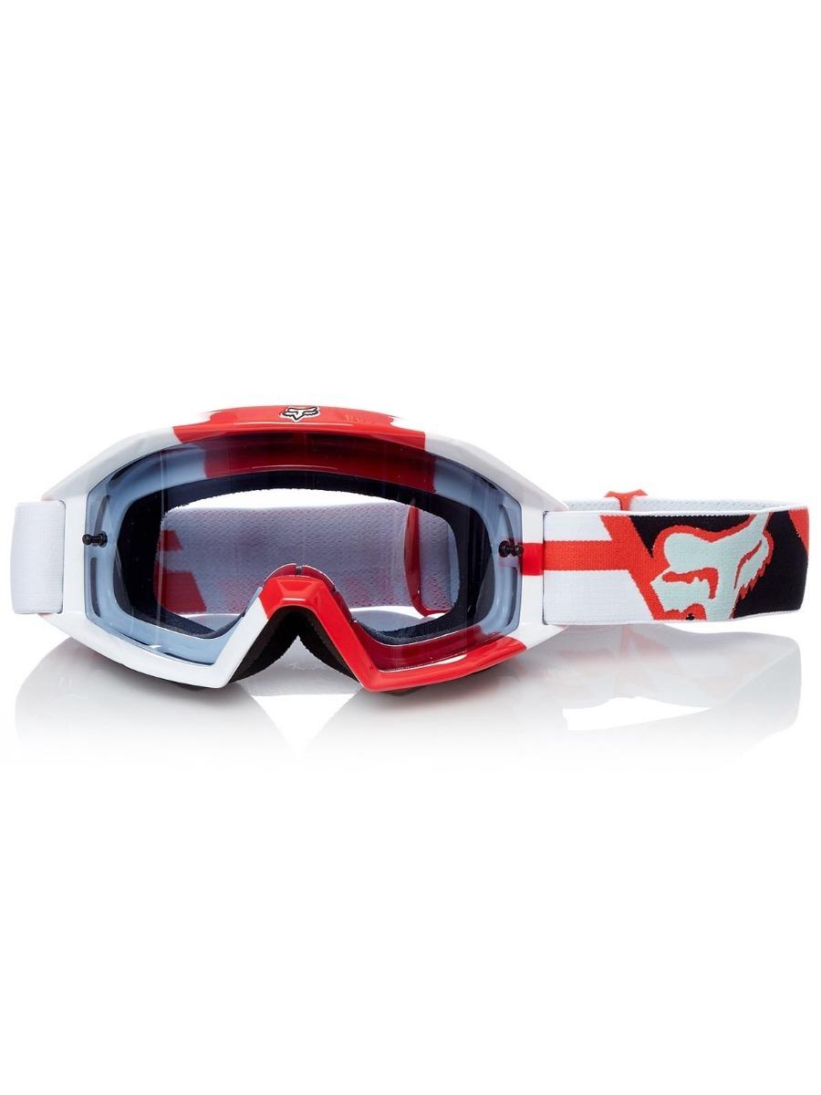 Óculos Fox Main Sayak Vermelho - R  219,90 em Mercado Livre 0af8be03ba