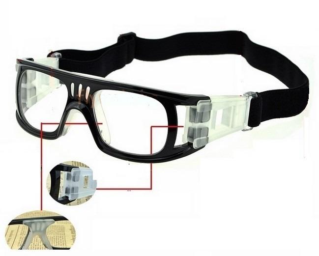 Óculos Futebol Basquete Esportes Geral Cor Transparente - R  110,00 ... 1a72da714e