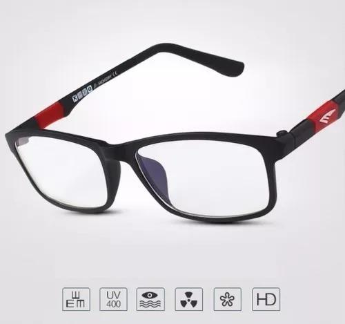 70be11fc24495 Óculos Gamer Web Kateluo Ultem Tungstênio Anti Radiação - R  170,00 em  Mercado Livre