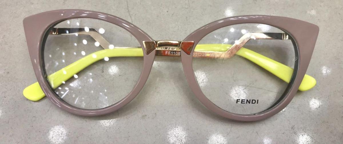 662920927fbfc oculos gatinho armação de grau feminino acetato nude. Carregando zoom.