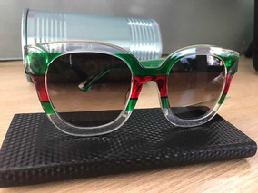 9effe605ff Oculo Gucci Feminino Espelhado Colorido - Óculos De Sol em São Paulo ...