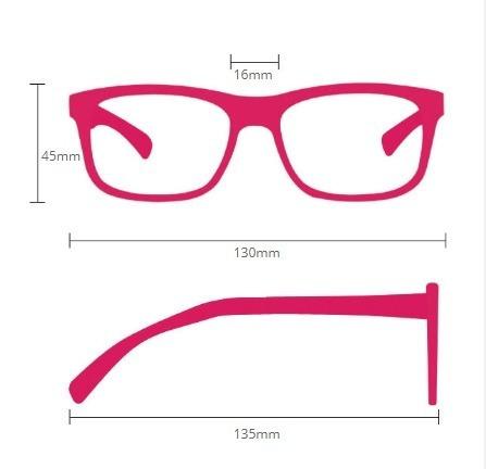 552832184 Óculos Gatinho Grazi 3022b (armação + Lente 5 Graus Miopia) - R$ 450 ...
