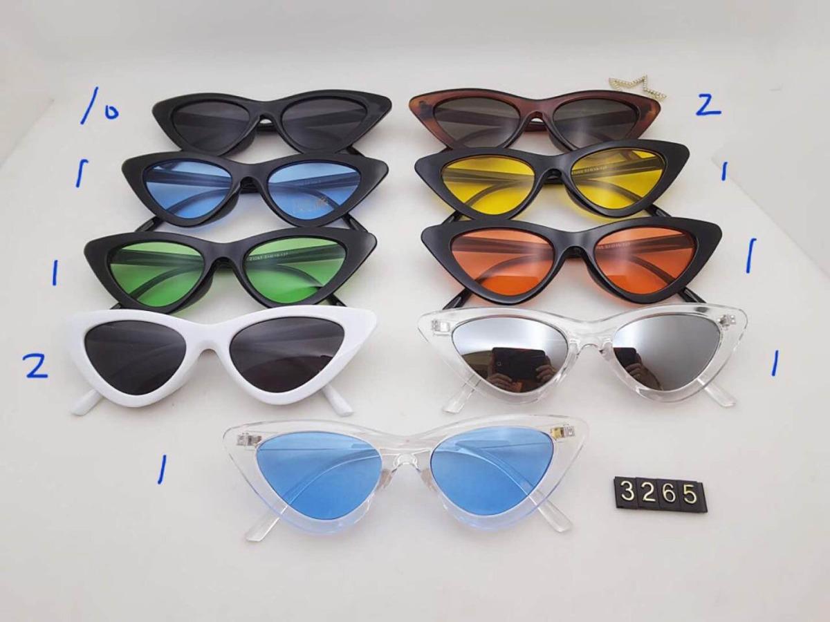 d13226239e550 Óculos Gatinho Retrô - Moda 2018 - R  69,99 em Mercado Livre