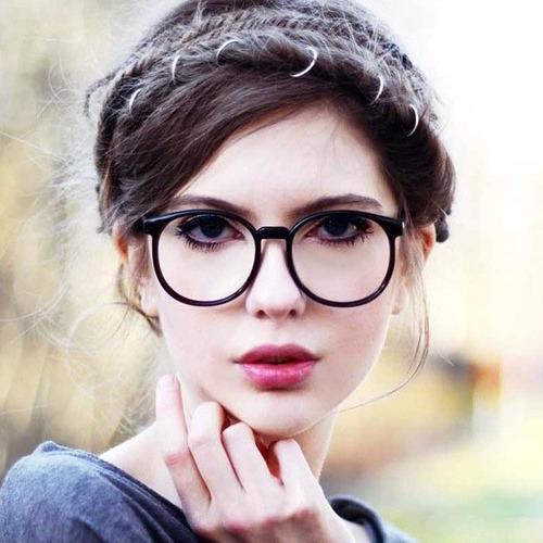 óculos geek - vintage com lentes sem grau - nerd